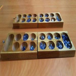 Mangala Oyunu Eğitmenliği