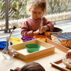 Montessori Uzmanlık Eğitimi 270 Saat
