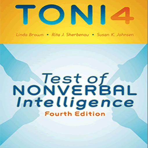 TONI-4 Zeka Testi Uygulayıcı Eğitimi