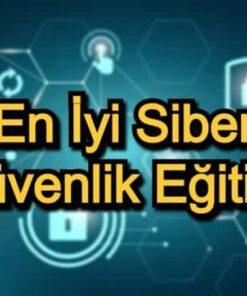 Siber Güvenlik Eğitimi Temel Düzey Sertifika Kursu